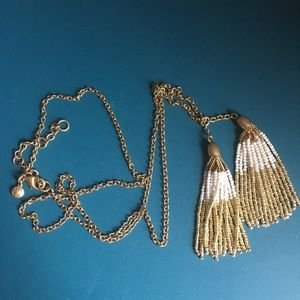 J CREW Long necklace